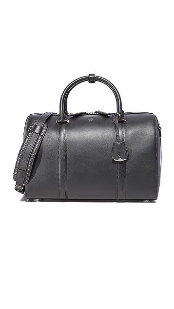 MCM Large Boston Bag