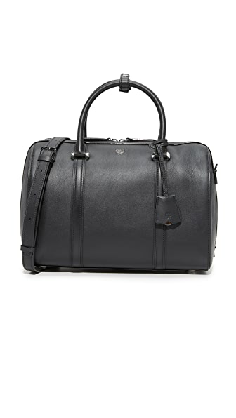 MCM Boston Bag - Black