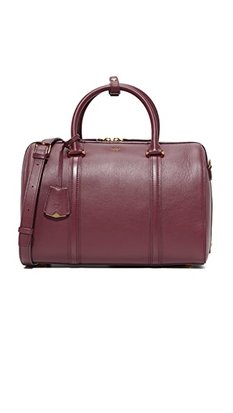 MCM Boston Bag - Rustic Brown