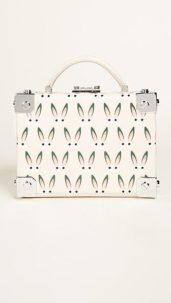 MCM Bunny Trunk Bag - Beige