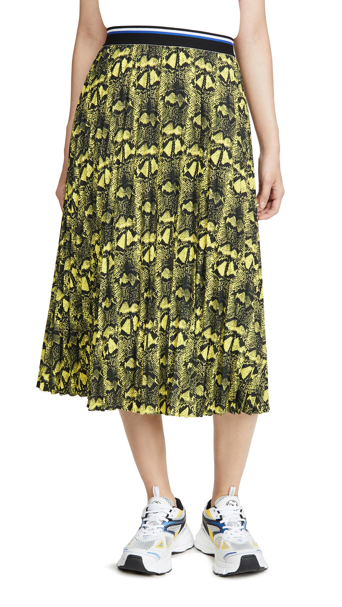 Buy Mads Norgaard Copenhagen online - photo of Mads Norgaard Copenhagen Sharlotta Skirt