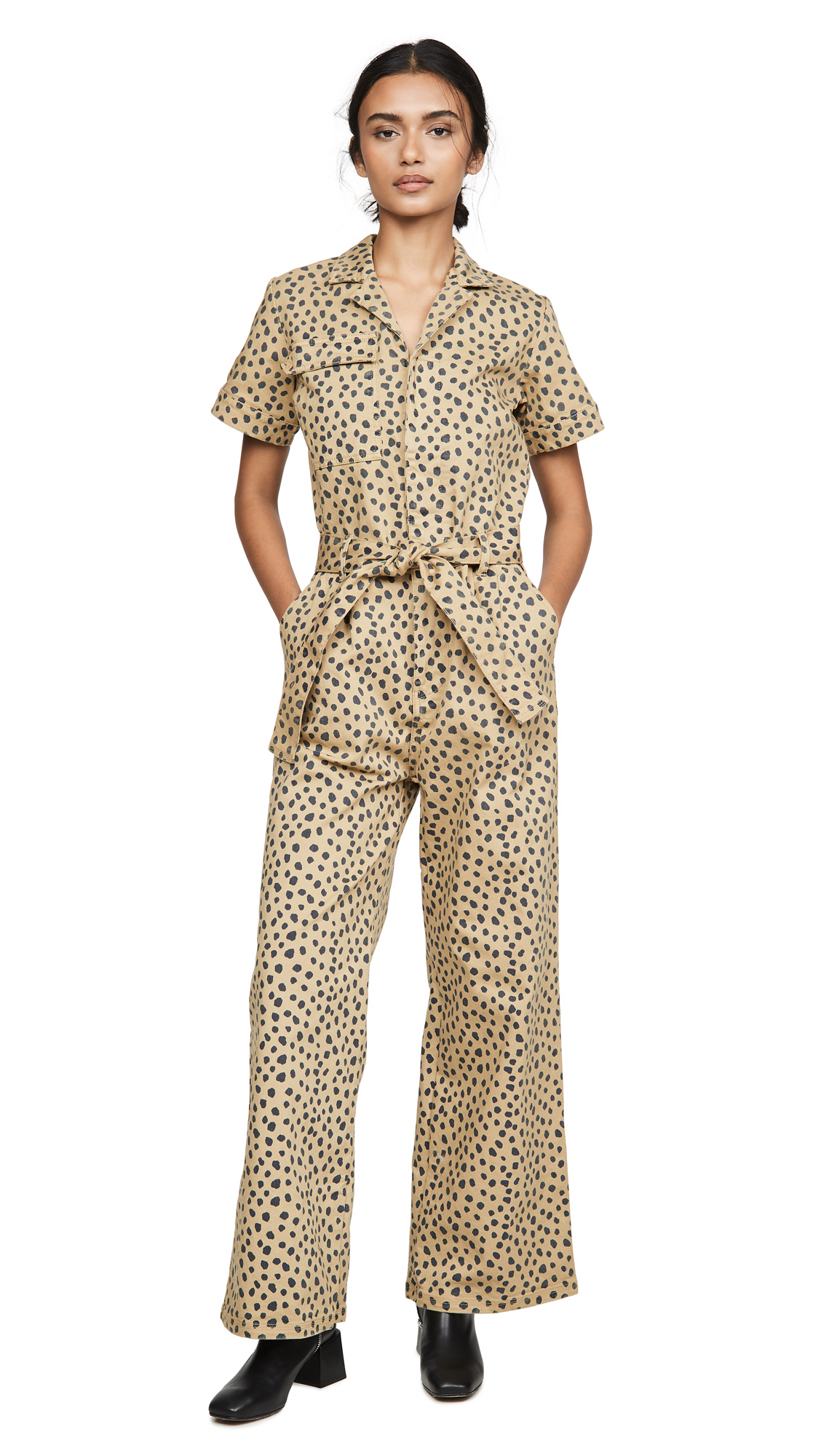 Buy Mads Norgaard Copenhagen online - photo of Mads Norgaard Copenhagen Carolyn Jumpsuit