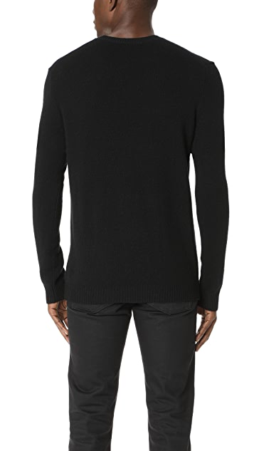 McQ - Alexander McQueen Swallow Crew Neck Sweater