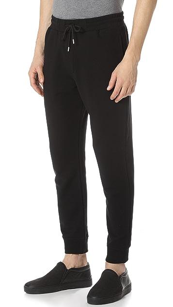 McQ - Alexander McQueen Rib Sweatpants