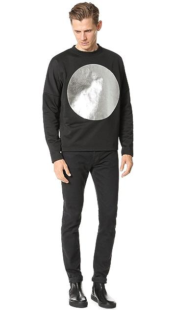 McQ - Alexander McQueen Shibuya Oversized Sweatshirt
