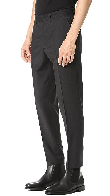 McQ - Alexander McQueen Peg Leg Trousers