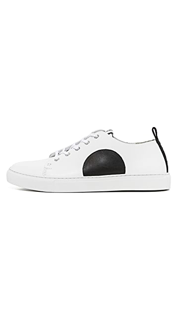 McQ - Alexander McQueen Chris Lace Up Sneakers