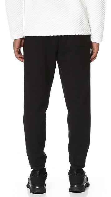 McQ - Alexander McQueen Hybrid Ash Trousers