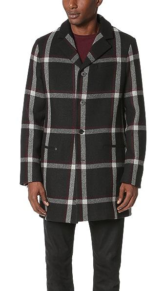 McQ - Alexander McQueen Curtis Coat
