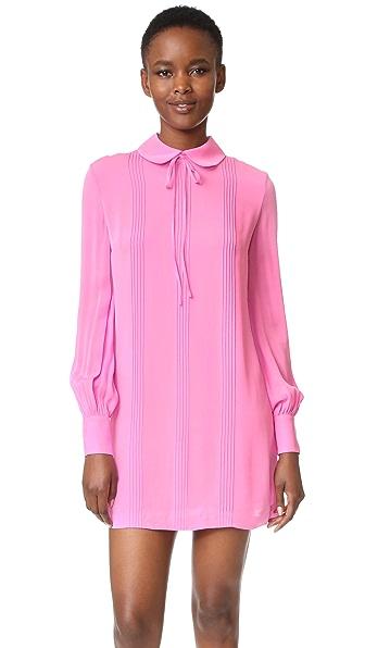 McQ - Alexander McQueen Pintuck Shirtdress