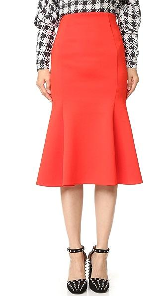 McQ - Alexander McQueen Flared Skirt