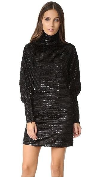McQ - Alexander McQueen Turtleneck Dress