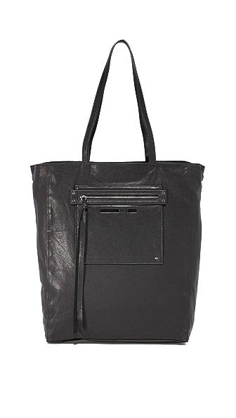 McQ - Alexander McQueen Объемная сумка с короткими ручками