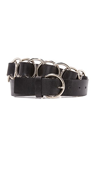 McQ - Alexander McQueen Multi Ring Belt