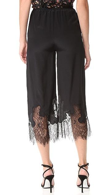 McQ - Alexander McQueen Fluid Cropped Pants