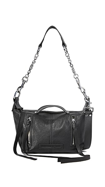 McQ Alexander McQueen Mini Hobo Bag