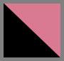 черный/розовый