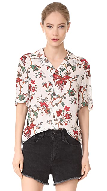 McQ - Alexander McQueen Short Sleeve Billy Top