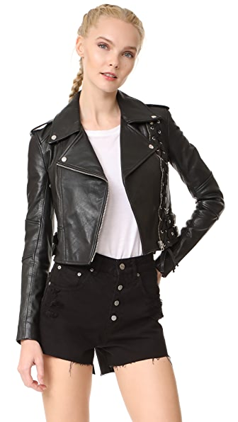McQ - Alexander McQueen Jacket 59 In Black