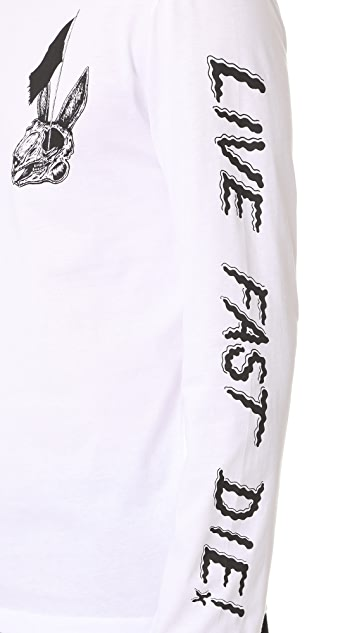 McQ - Alexander McQueen Long Sleeve Tee