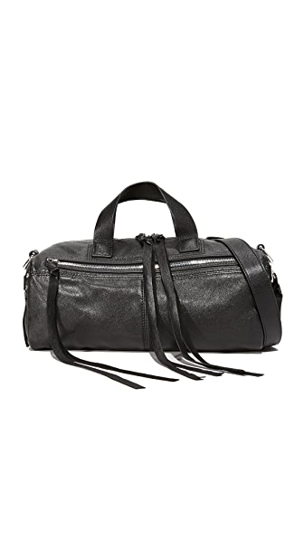 McQ - Alexander McQueen Mini Holdall Bag - Black