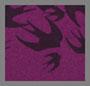 темно-пурпурный