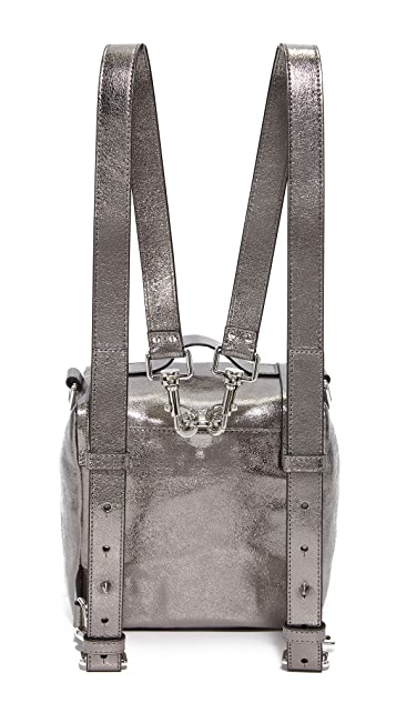 McQ - Alexander McQueen Mini Convertible Box Bag