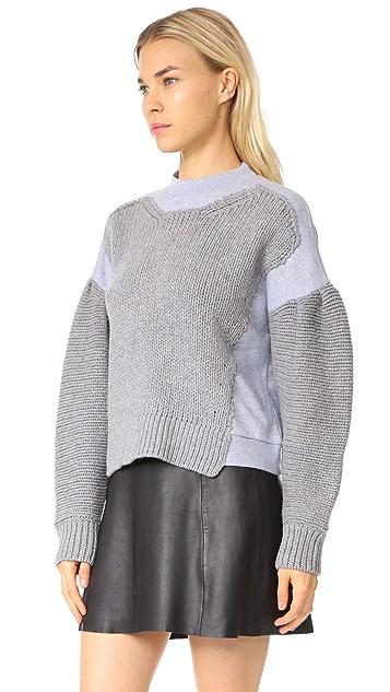 McQ - Alexander McQueen Chunky Knit