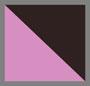 коричневый пятнистый гавана/розовый
