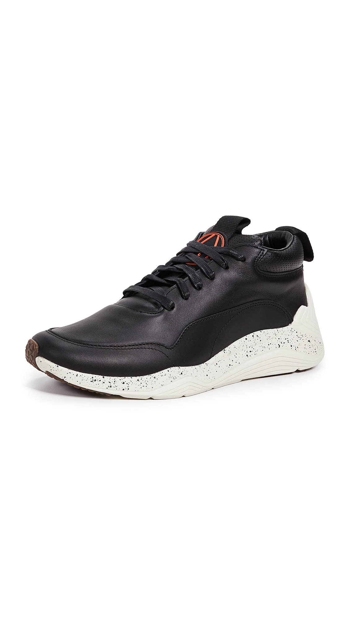 MCQ BY ALEXANDER MCQUEEN GISHIKI HYBRID LOW TOP SNEAKERS