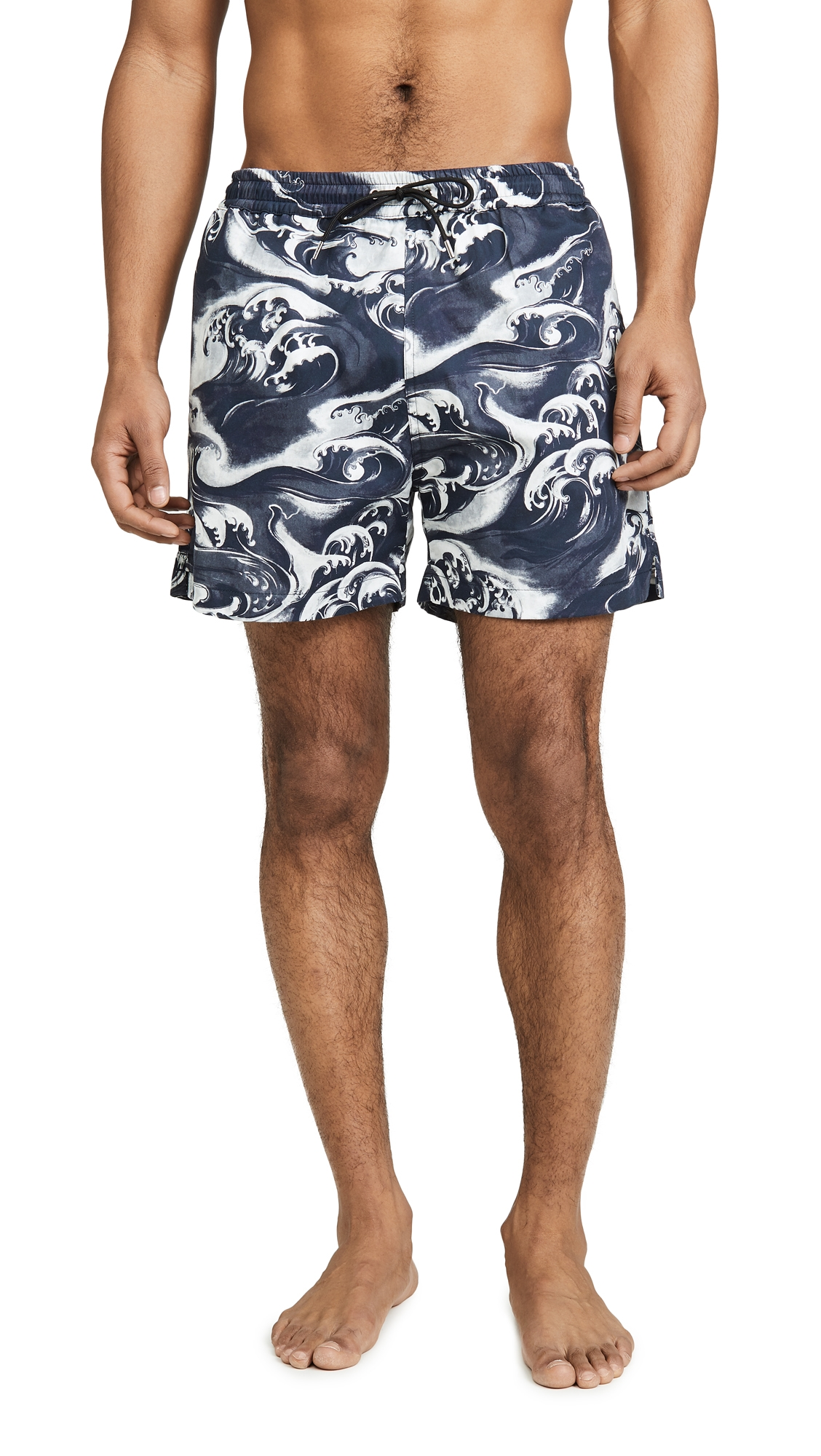 Mcq By Alexander Mcqueen Shorts Holiday Shorts 01