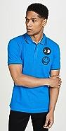 McQ - Alexander McQueen Short Sleeve Polo Shirt