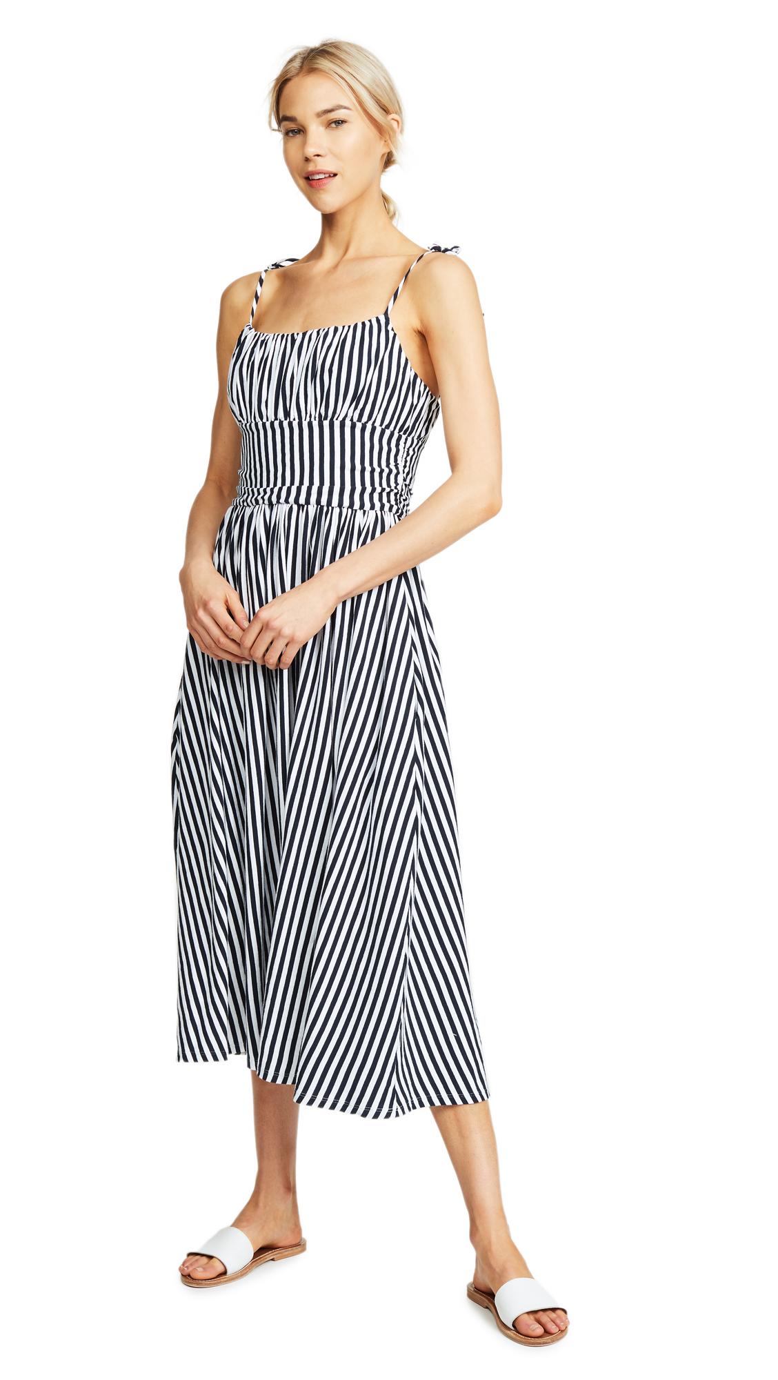 MDS Stripes Charlotte Cami Dress