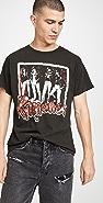Madeworn Short Sleeve Ramones Tee Shirt