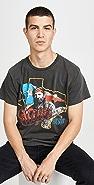 Madeworn Short Sleeve Willie Nelson Canadian Tour T-Shirt