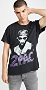 Madeworn Short Sleeve 2PAC I Get Around T-Shirt