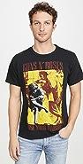 Madeworn Short Sleeve Guns N Roses