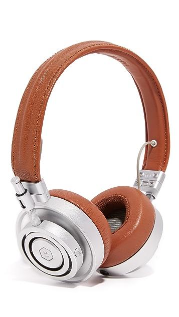 Master & Dynamic MH30 On Ear Headphones