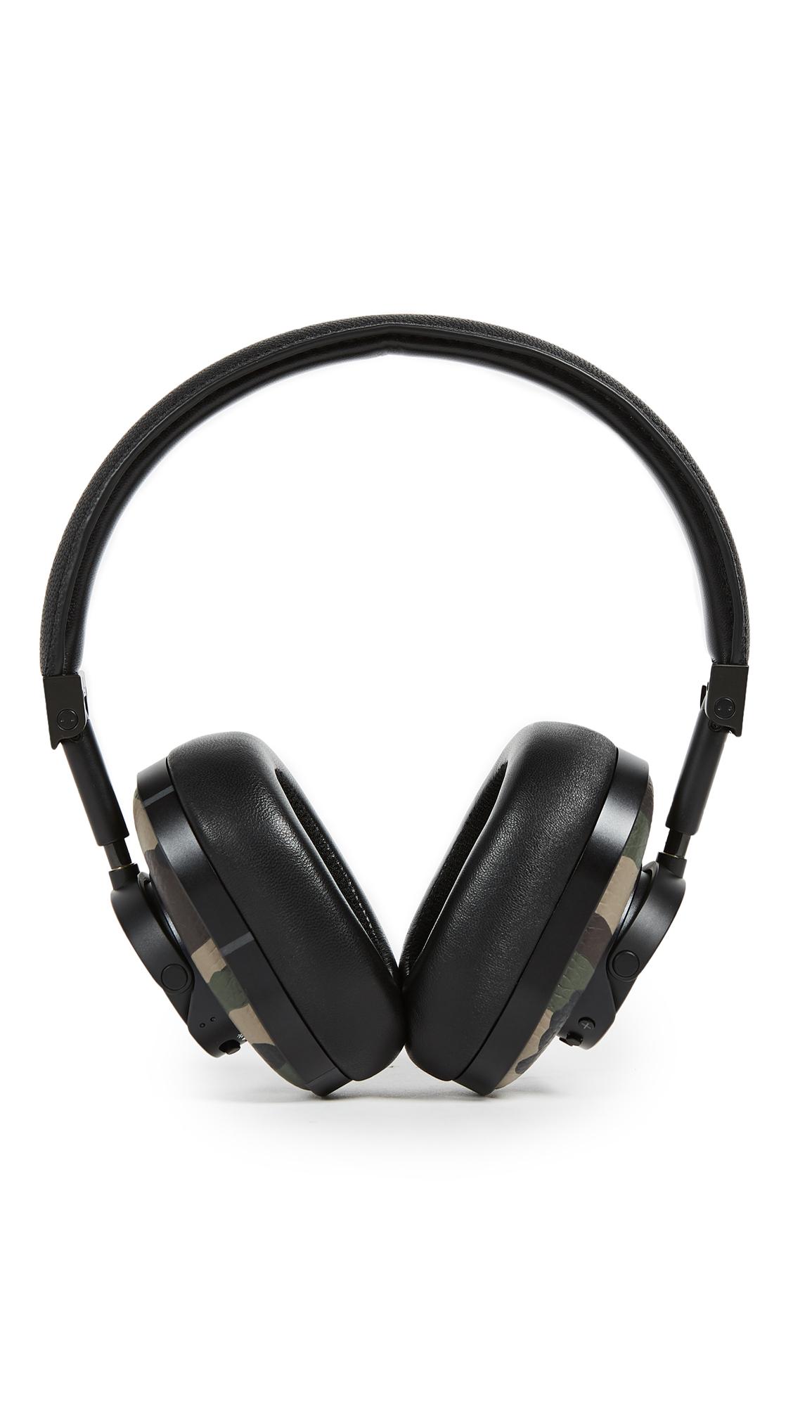 1f4b0001f5e Master & Dynamic MW60 Wireless Over Ear Headphones | EAST DANE