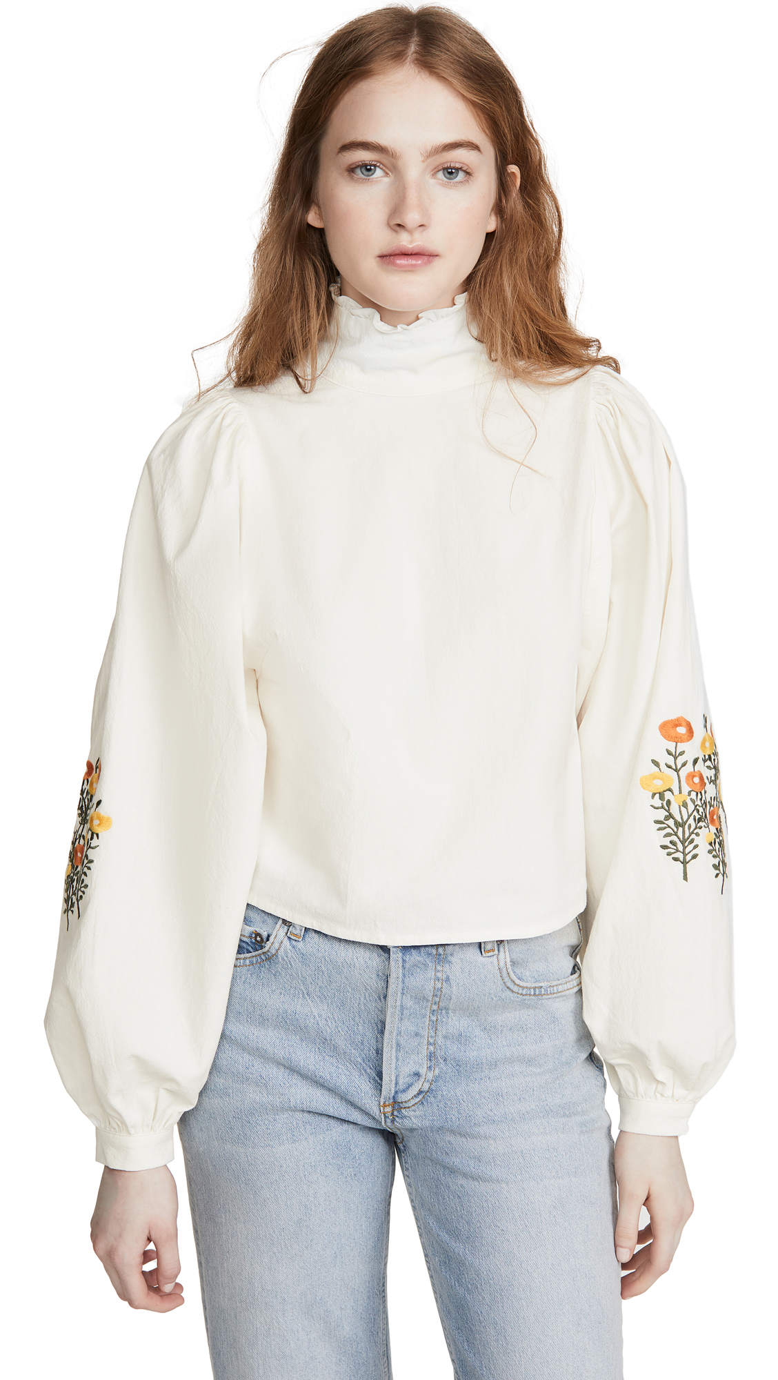 Photo of Meadows Carnation Top - shop Meadows Tops, Blouses online