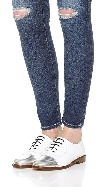 MEANDHER Ботинки на шнурках Lulu