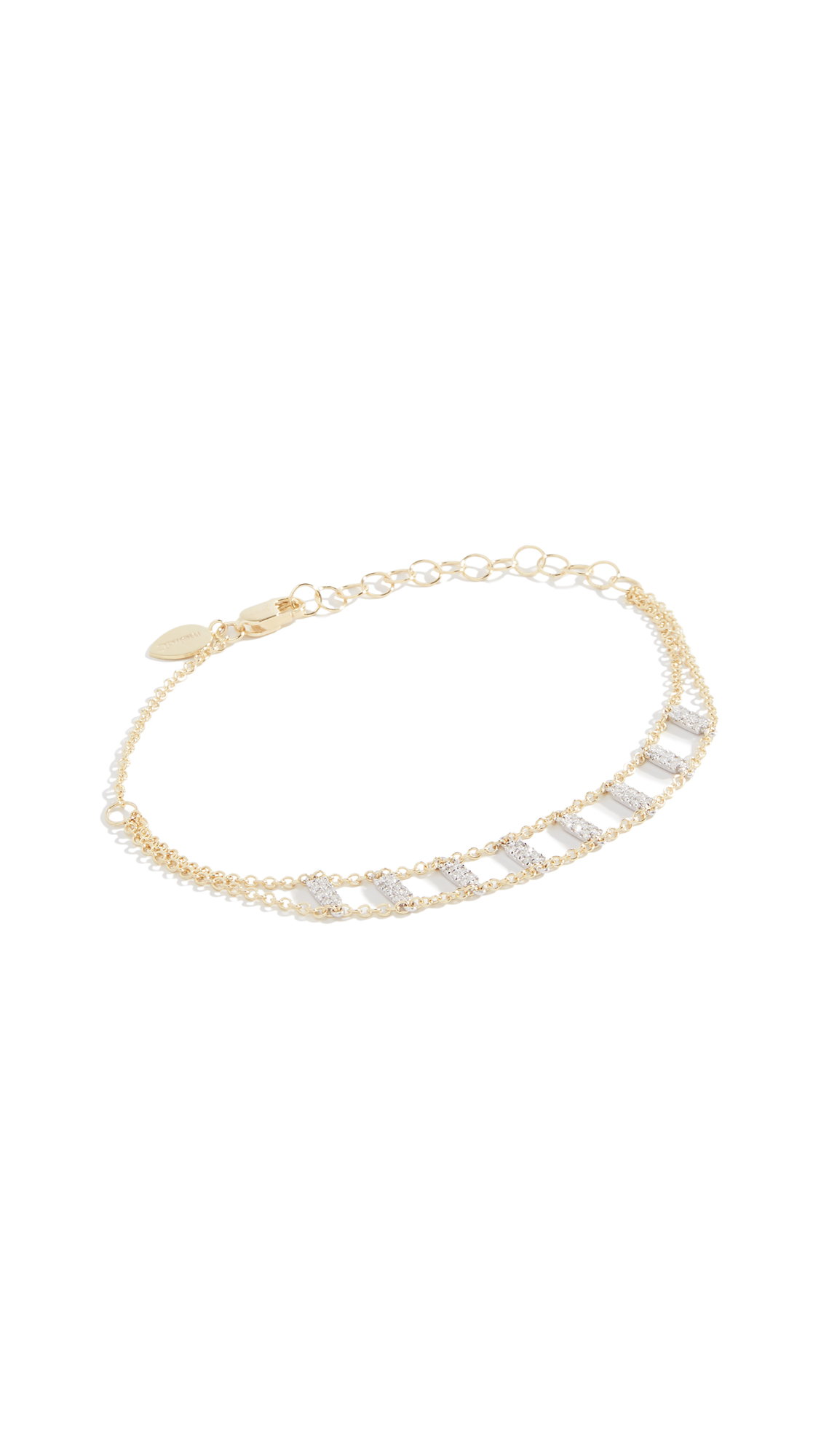 Meira T Brynn Bracelet In Yellow Gold