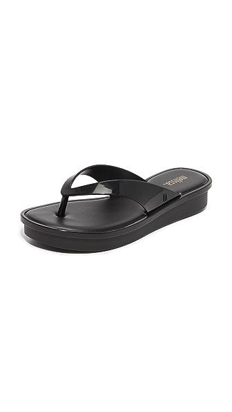 Melissa Сандалии New с ремешком между пальцами на высоких каблуках