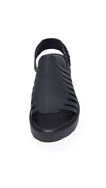 Melissa Huarache Sandals
