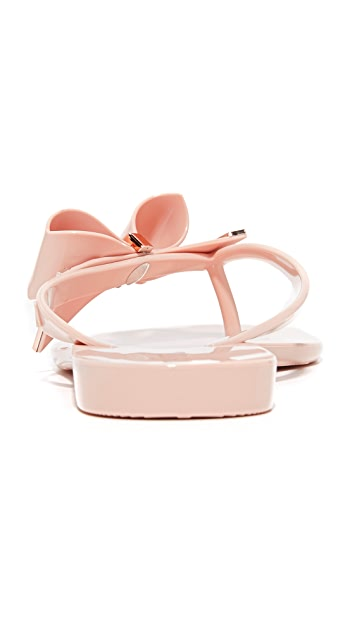 Melissa Make a Wish III Thong Sandals