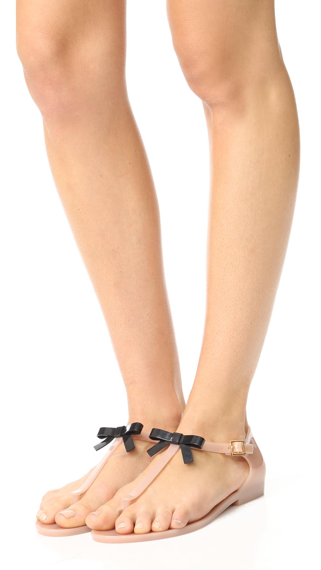 Melissa Honey T-Strap Sandal xGMAWUguP