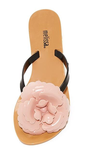 Melissa Harmonic Flower Thong Sandals