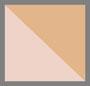 Beige/Pink