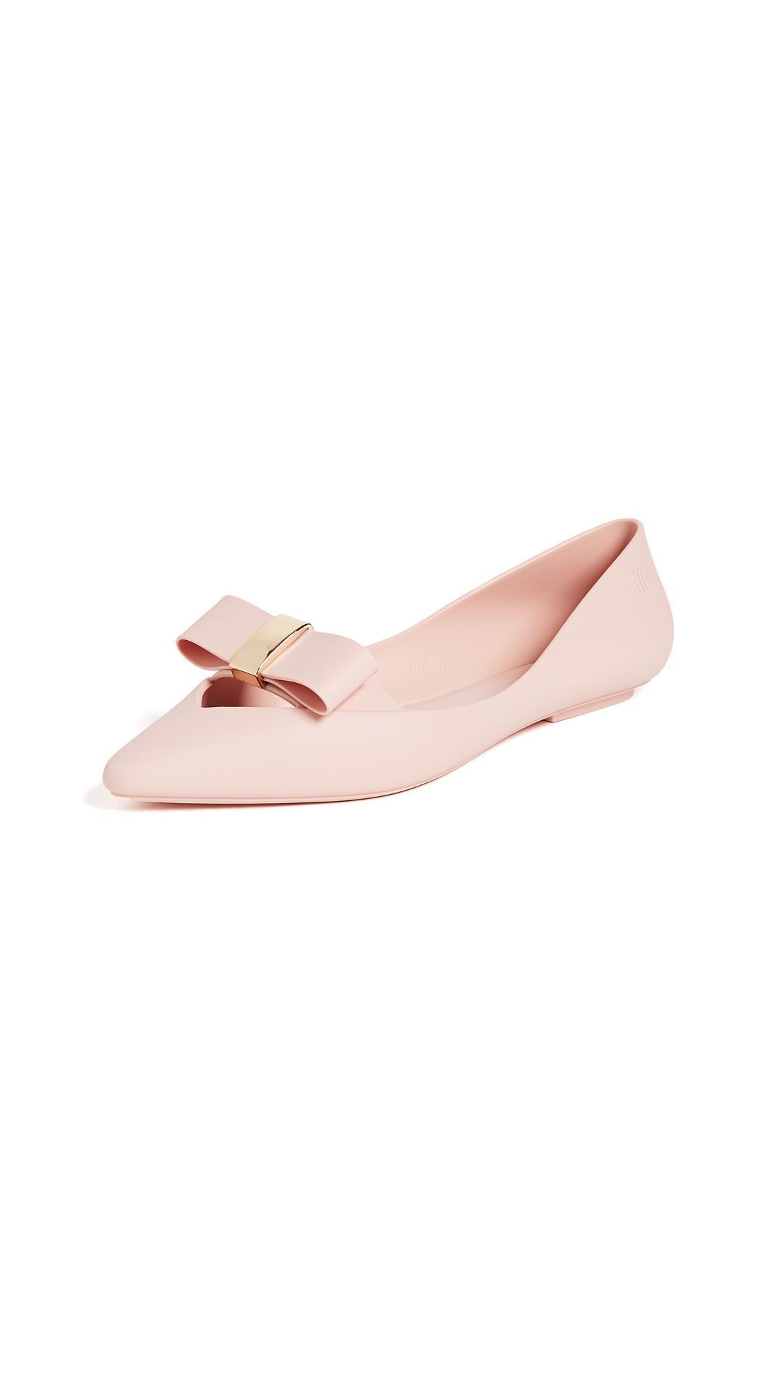 Melissa Maisie II Flats - Pink