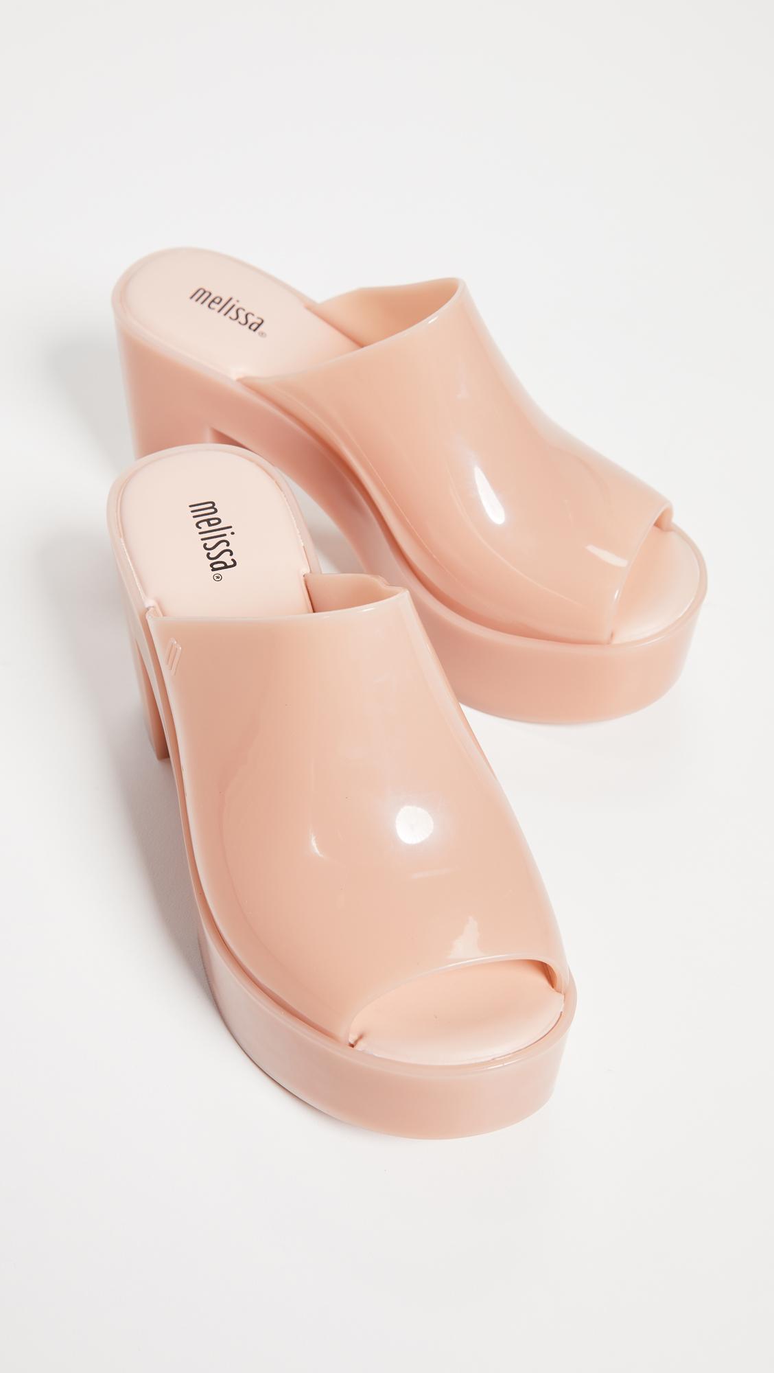 f72936333e9e Melissa Platform Mule Sandals